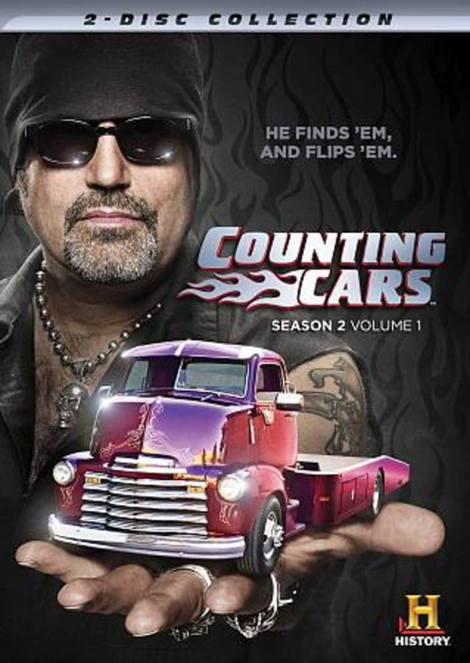 Counting Cars - Season 2 - Volume 1 (2-DVD)