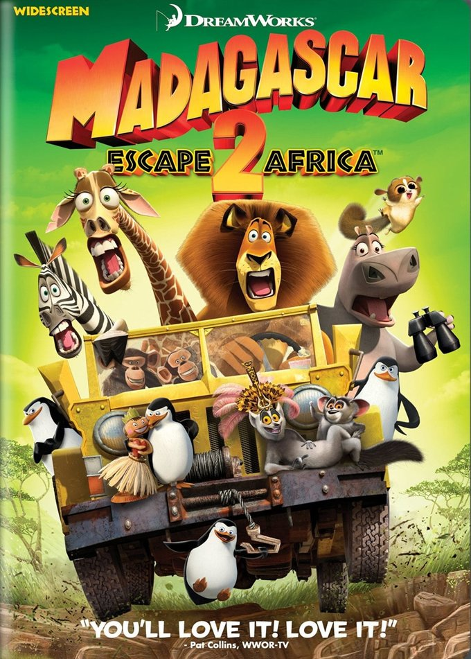 Escape 2 Africa (Widescreen)