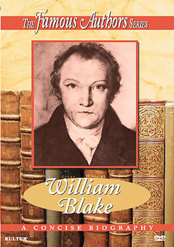 Famous Authors Series - William Blake