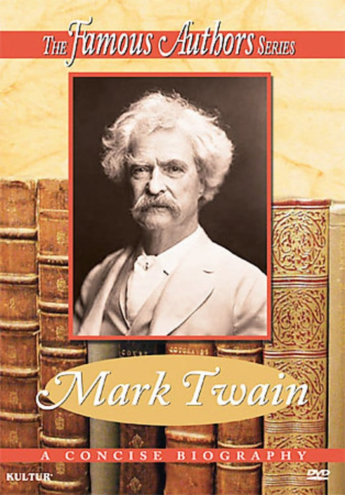 Famous Authors Series - Mark Twain