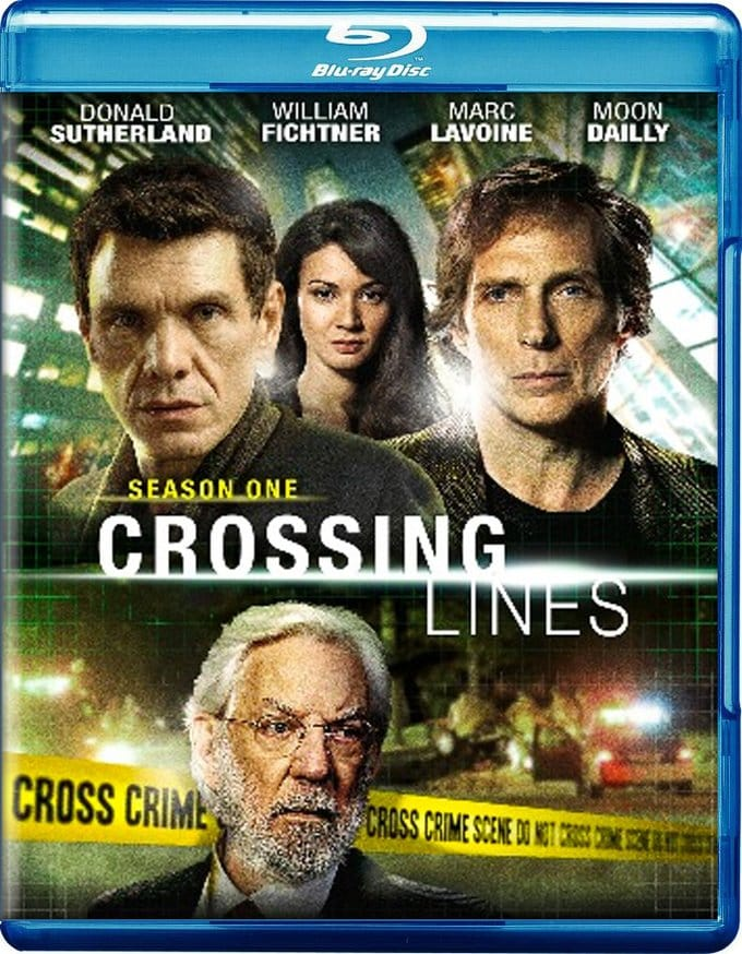 Crossing Lines (Blu-ray)