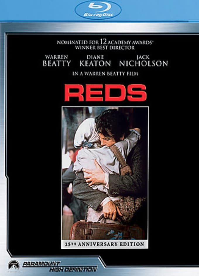 Reds (Blu-ray, 25th Anniversary Edition)