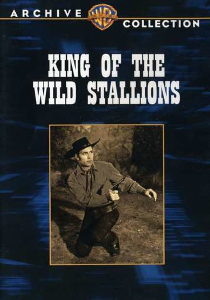 King Of The Wild Stallions (Widescreen)