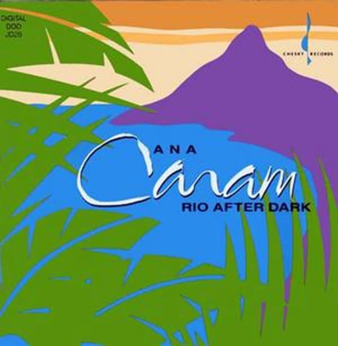 Ana Caram - Postcards From Rio