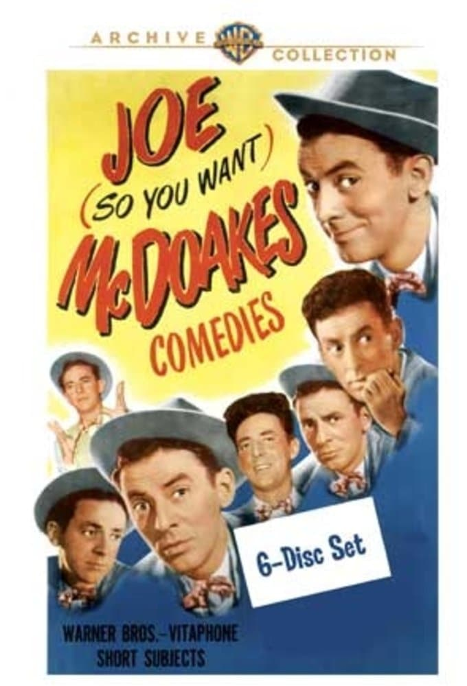The Joe McDoakes Collection (63 Short Films,