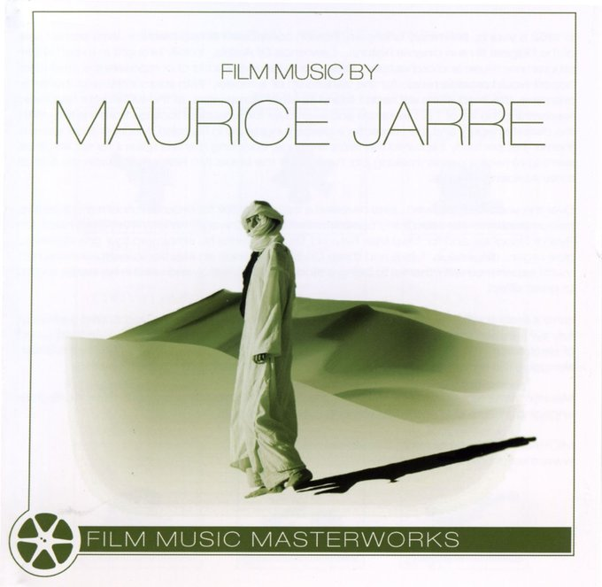 Film Music by Maurice Jarre