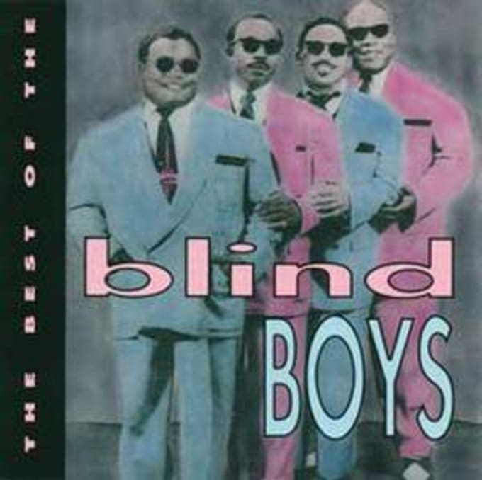 Best of The Blind Boys