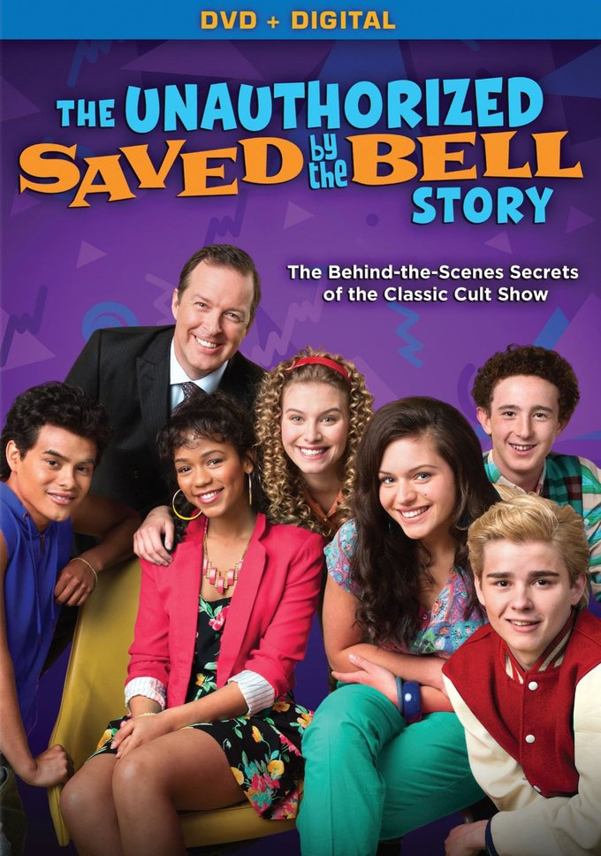 The Unauthorized Saved by the Bell Story DVD (2014 ...