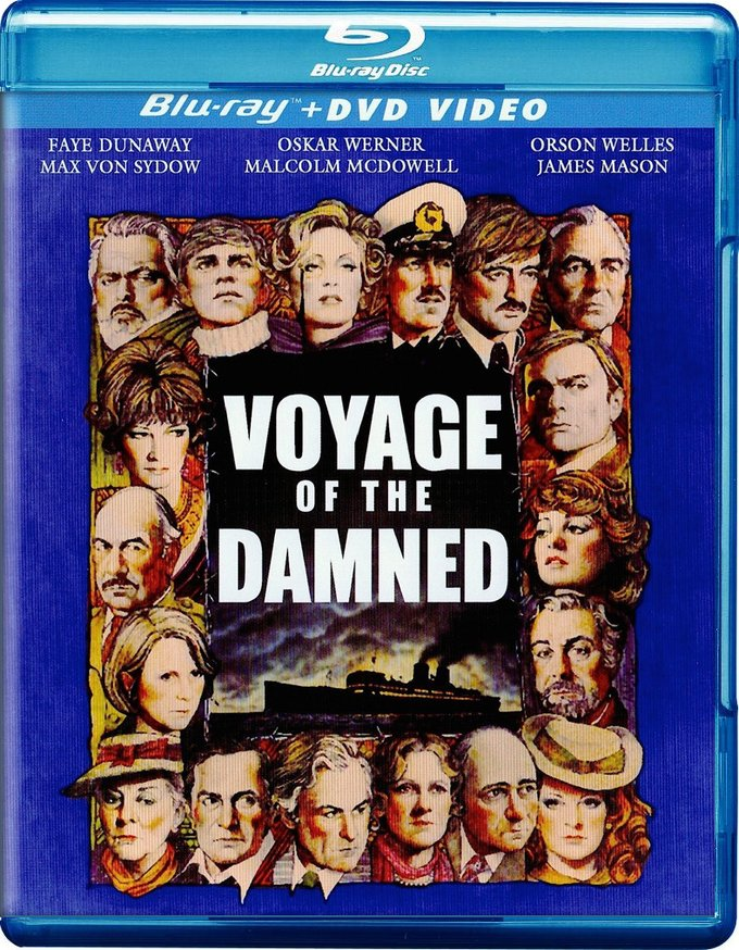 Voyage of the Damned (Blu-ray + DVD)