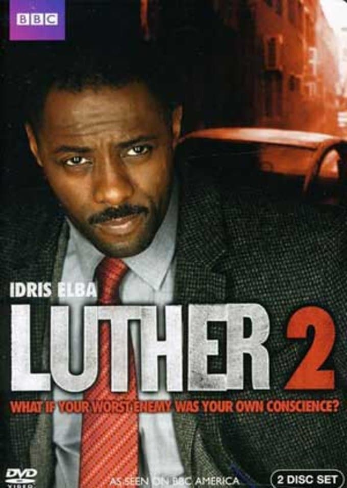 Luther - Season 2 (2-DVD)
