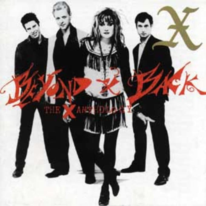 Beyond And Back: The X Anthology (2-CD)