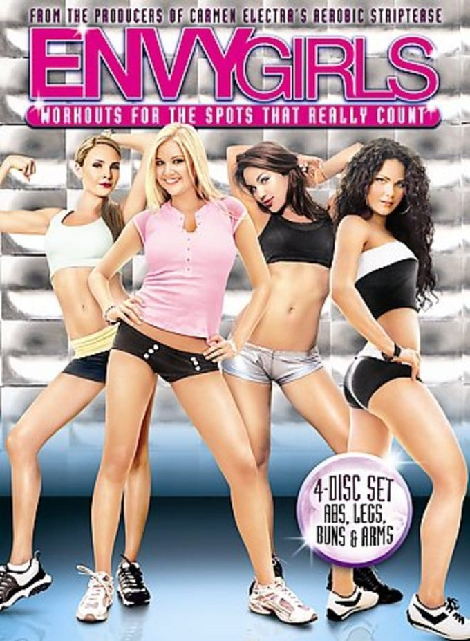 Envy Girls (4-DVD)