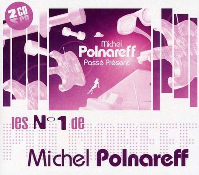 michel polnareff les no 1 cd 2009 polydor import. Black Bedroom Furniture Sets. Home Design Ideas