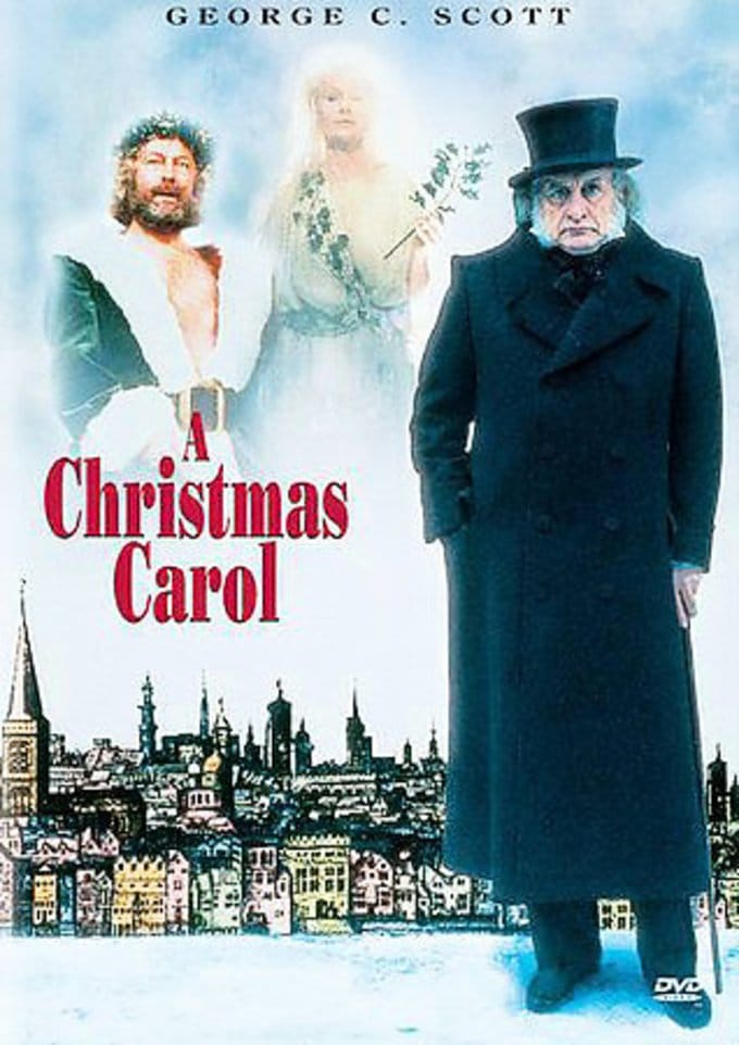 Christmas Carol / Miracle on 34th Street (Bricked)