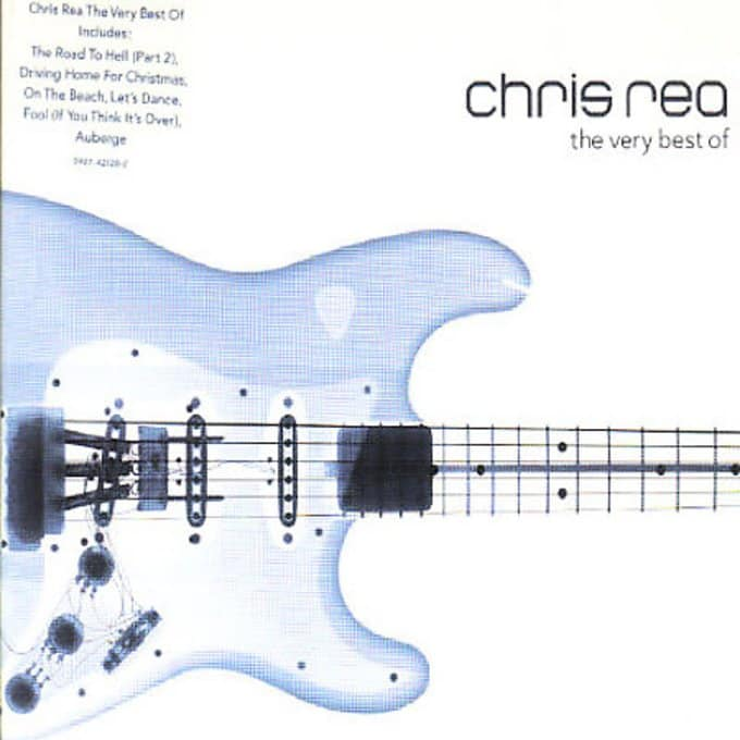 The Very Best Of Chris Rea Cd 2001 Atlantic Uk