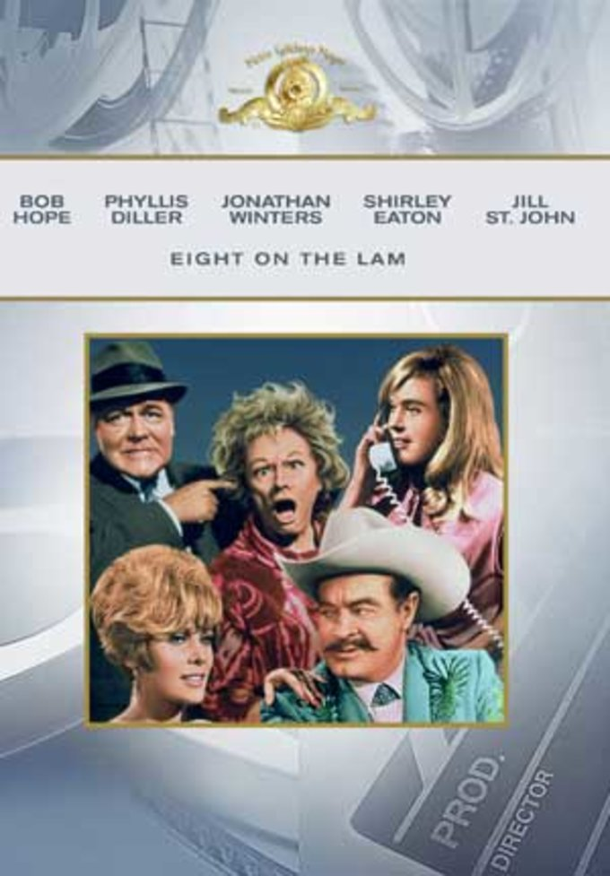 Eight on the Lam (Widescreen)