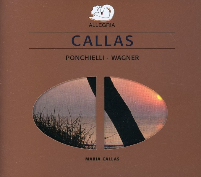 Maria Callas Performs The Works of Ponchielli & Wa