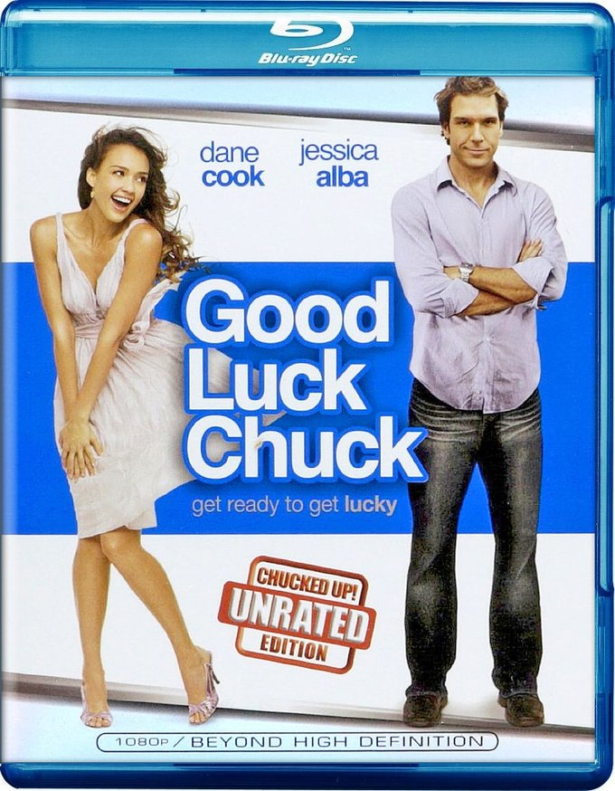 Good Luck Chuck (Blu-ray, Unrated - Widescreen)