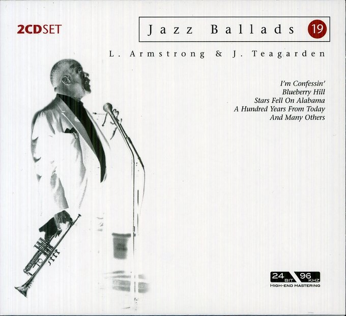 Louis Armstrong & Jack T, Volume 19 - Jazz