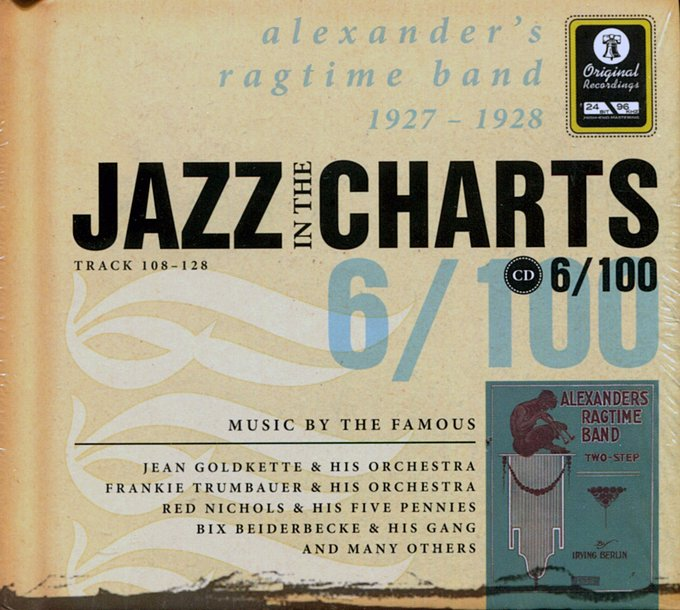 Jazz In The Charts, Volume 6: 1927-1928