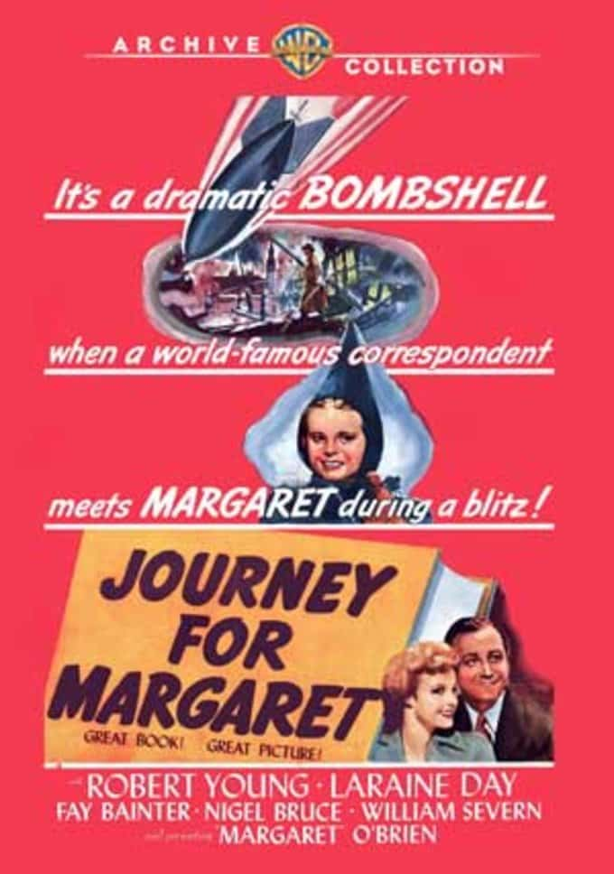 Journey For Margaret (Full Screen)