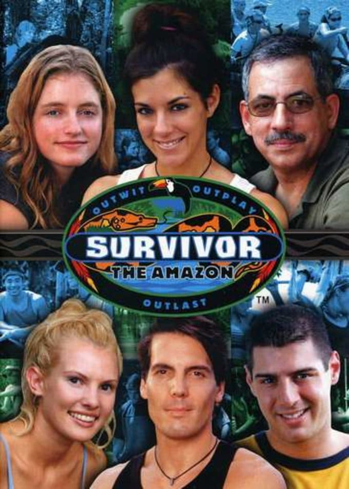 Season 6 (Amazon) (5-Disc)