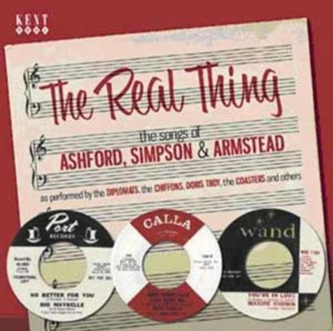 The Real Thing: The Songs of Ashford, Simpson and