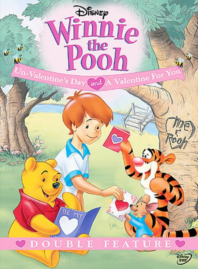 Winnie the Pooh - Un-Valentine's Day and A