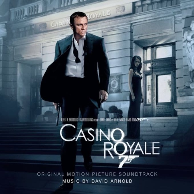 Casino Royale [2006] [Original Motion Picture