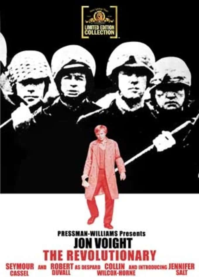 The Revolutionary (Widescreen)