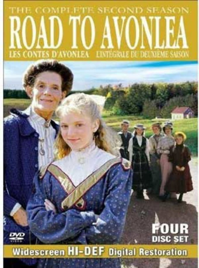 Road to Avonlea - Complete 2nd Season (4-DVD)