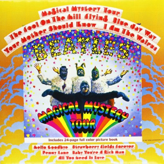 Magical Mystery Tour (180GV)