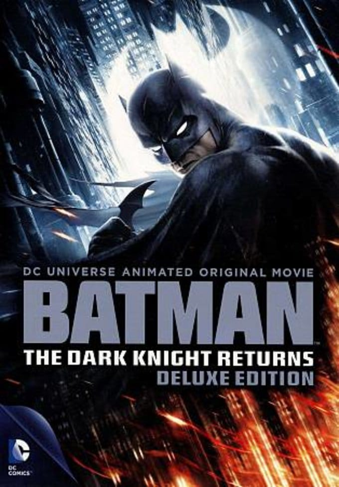 Batman: The Dark Knight Returns (2-DVD)