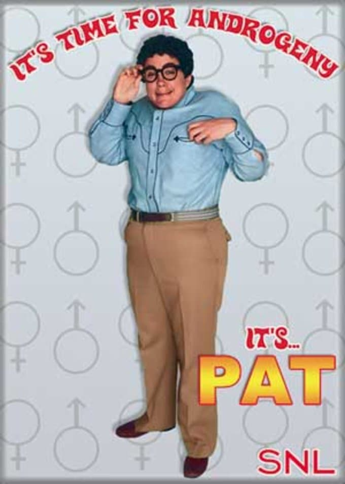 "Its Pat Photo Magnet 2 1/2"" x 3 1/2"""