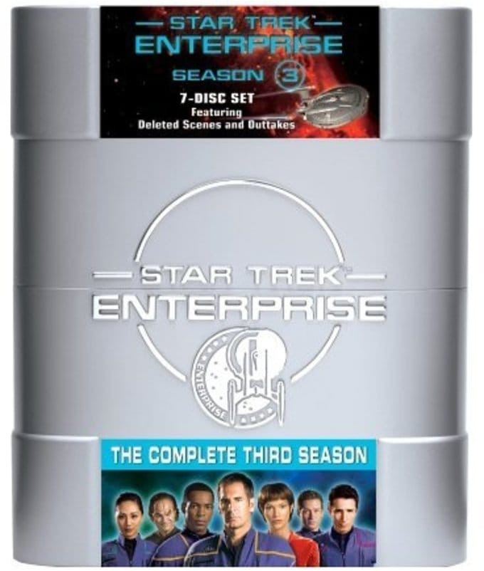 Enterprise - Complete 3rd Season (7-DVD)