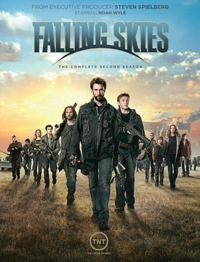 Falling Skies - Complete 2nd Season (3-DVD)