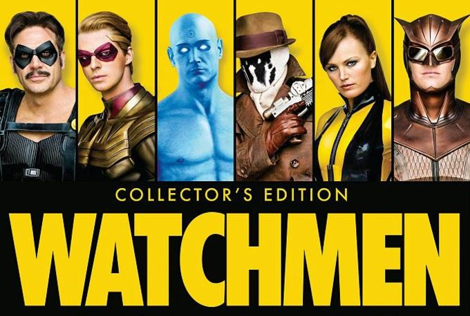 Watchmen: The Ultimate Cut (with Digital Copy,