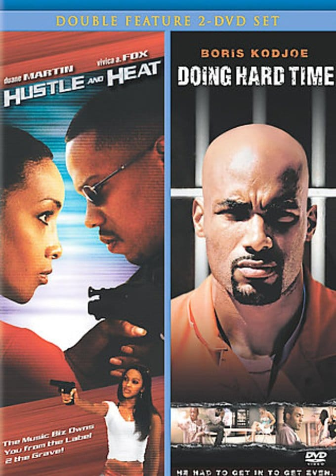 Hustle and Heat / Doing Hard Time (2-DVD)