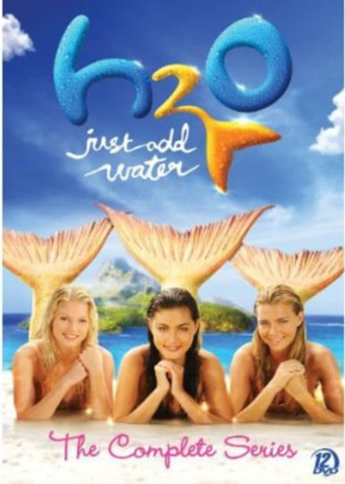 H2O: Just Add Water - Complete Series (12-DVD)