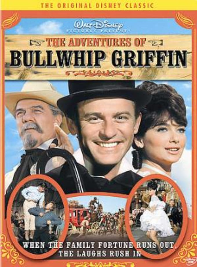 Adventures of Bullwhip Griffin