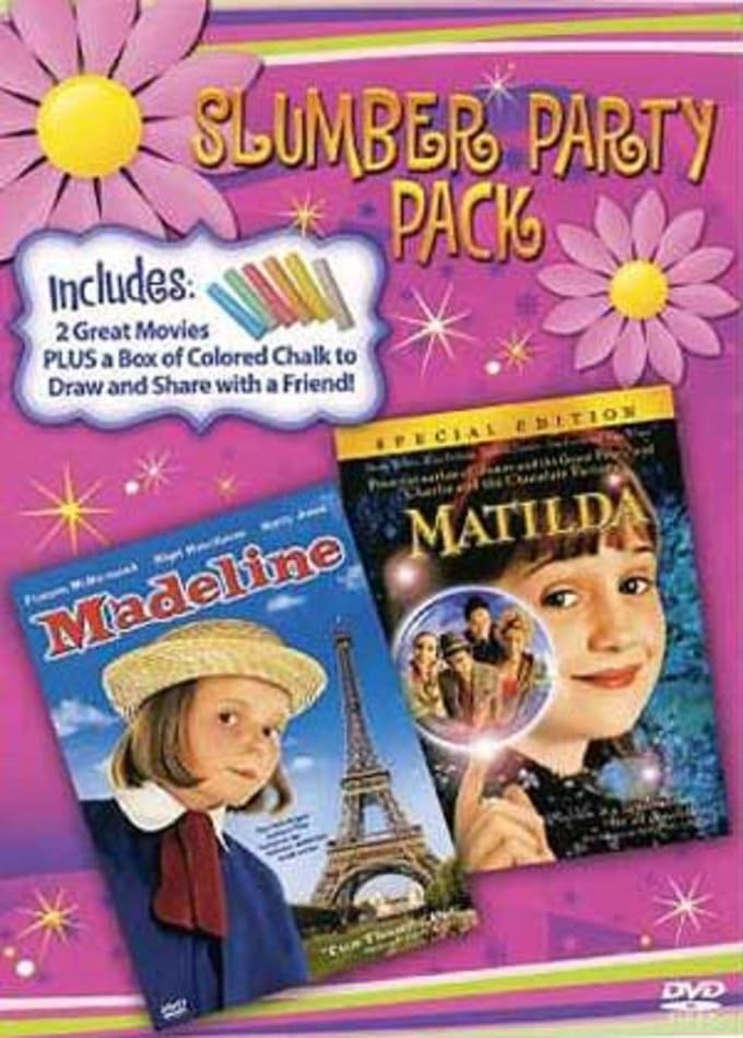 Slumber Party Pack: Madeline / Matilda