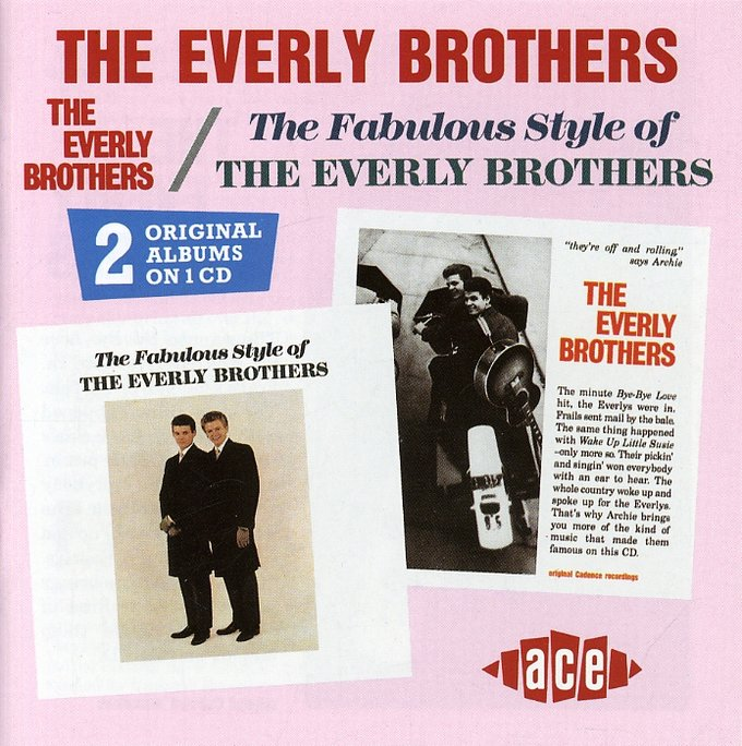 The Everly Brothers / The Fabulous Style of the