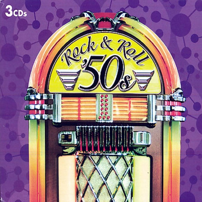 Rock and Roll of the 50s [Madacy 2007] (3-CD)
