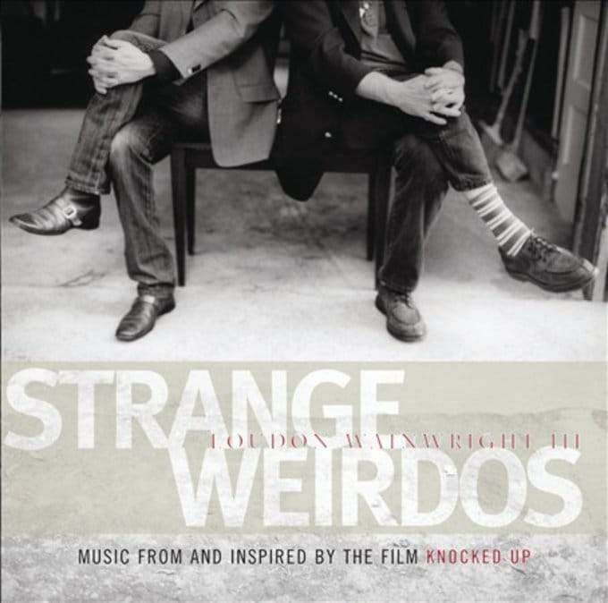 Strange Weirdos: Music From & Inspired By