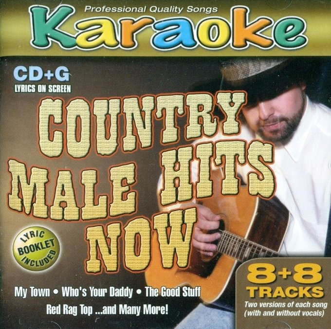 Country Male Hits Now