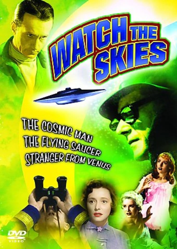 Watch the Skies! (3-DVD)