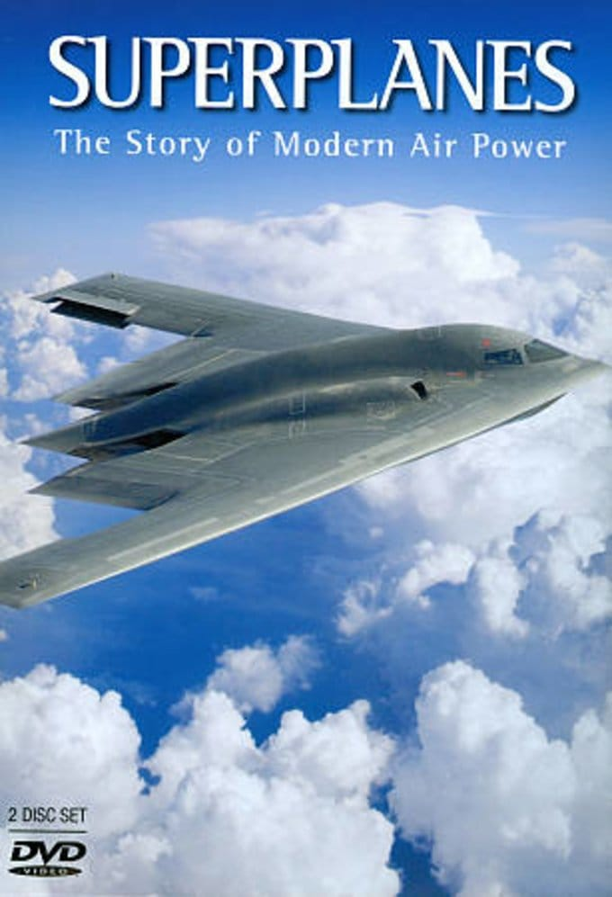 Aviation - Superplanes: The Story of Modern Air