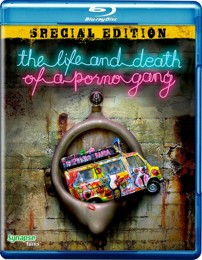 The Life and Death of A Porno Gang (Blu-ray)