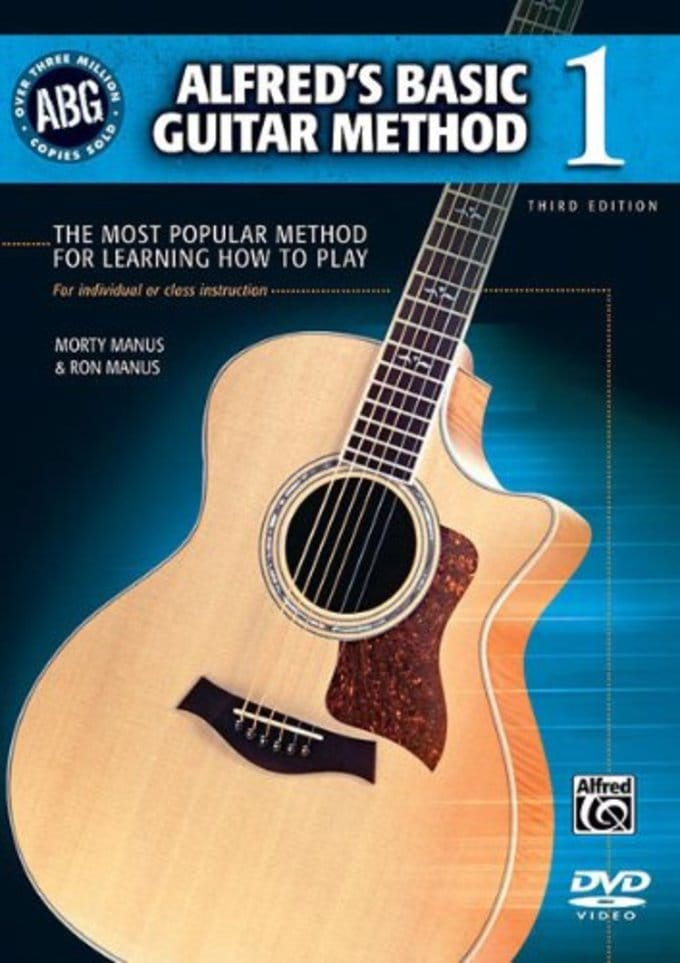 Alfred's Basic Guitar Method - Book 1