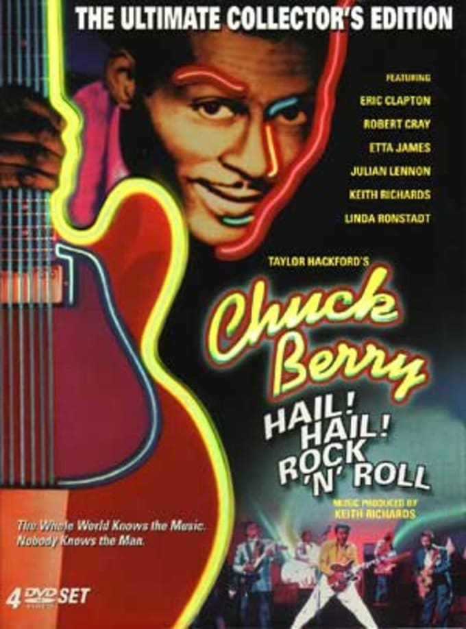 Hail! Hail! Rock 'N' Roll (4-DVD)